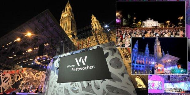 Wiener Festwochen feiern Eröffnung
