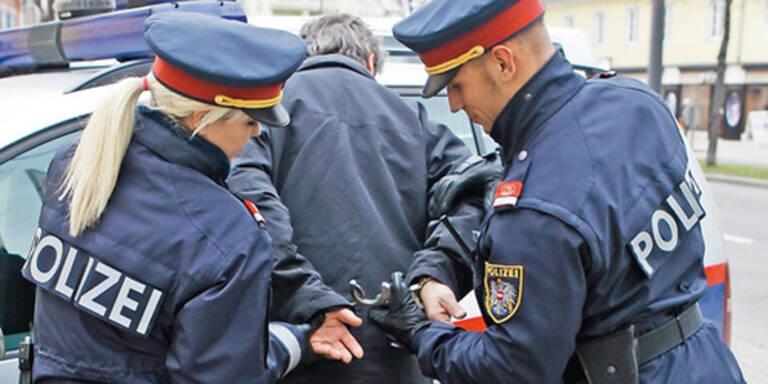 Menschenhändler in Wiener Hotel festgenommen