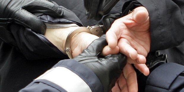 Zeugen halfen Wiener Polizist bei Festnahme
