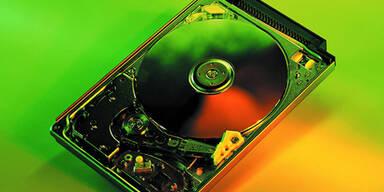 Festplatte harddisk