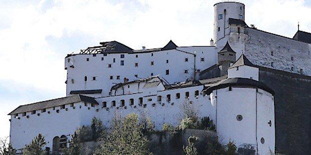 Sanierung der Festung