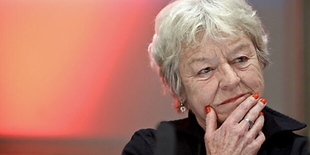 Schauspieldirektorin Frie Leysen nimmt Hut
