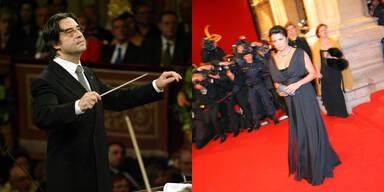 Riccardo Muti und Anna Netrebko