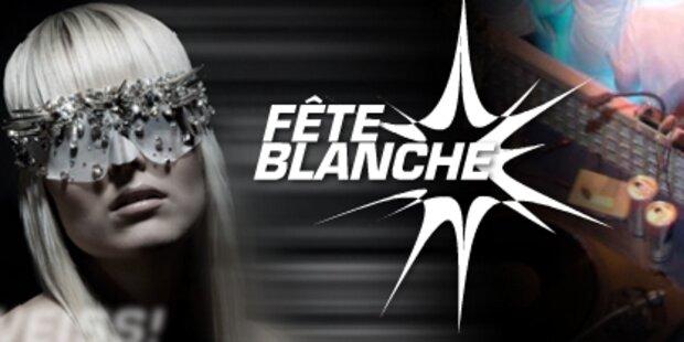 Die legendäre Fête Blanche gastiert wieder in Salzburg