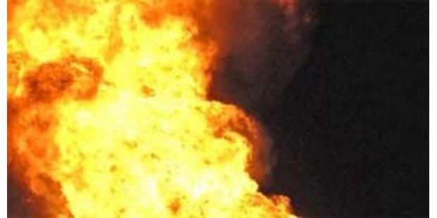 Australierin setzte Penis ihres Mannes in Brand