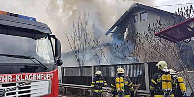 Feuerhölle in Asylheim war gelegt