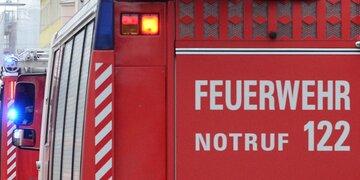 Innsbruck: Hund stirbt bei Brand, Frauchen gerettet