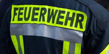 Feuerwehreinsatz in Wien