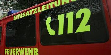 Mit Oberschenkel stecken geblieben: Bub (12) von Feuerwehr von Weiderost befreit