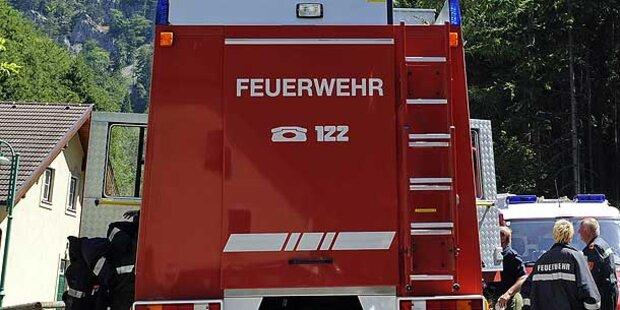 Bauernhaus brannte: Uhrenwerkstatt zerstört