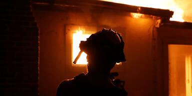 Feuerwehrmann USA