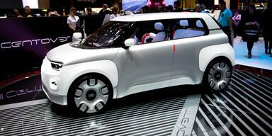 Elektro-Flitzer gibt Ausblick auf neuen Fiat Panda