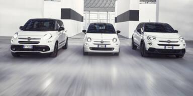 Fiat bringt 500, 500X und 500L als