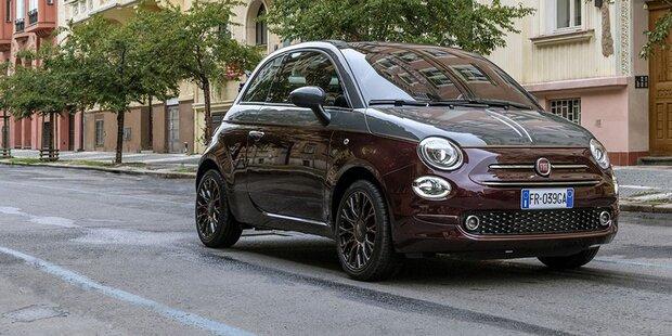 Fiat 500 kommt als Collezione