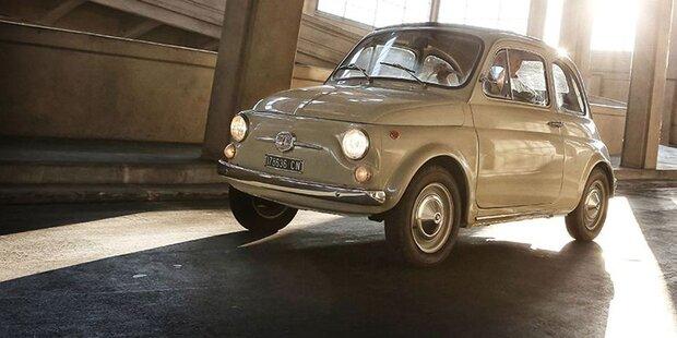 Große Ehre für den kleinen Fiat 500