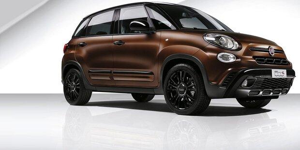 Fiat greift mit dem 500L S-Design an