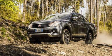 Fiat greift mit dem neuen Fullback an