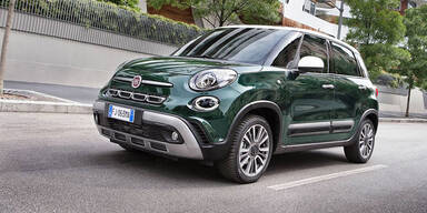 Fiat verpasst dem 500L ein Facelift