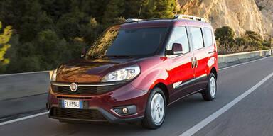 Fiat bringt neuen Doblo an den Start