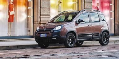 Der Fiat Panda macht jetzt auf Luxus