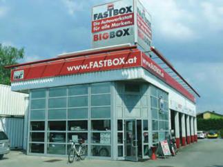 Fastbox Filiale