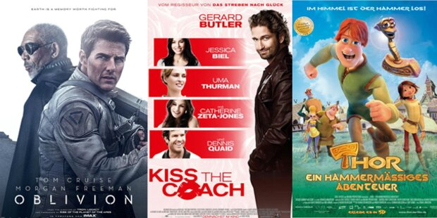 Die Kino-Highlights der Woche