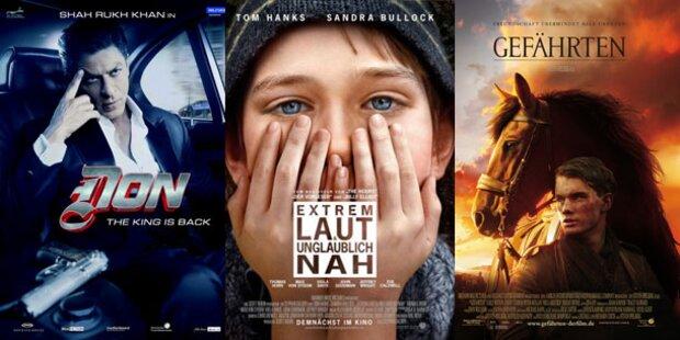 Oscarverdächtiger neuer Filmstoff im Kino