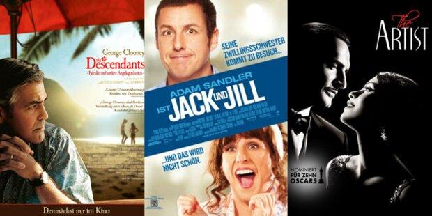 Oscarverdächtige Filme locken ins Kino