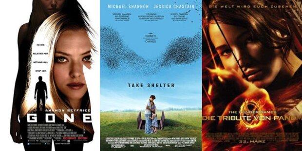 Action, Abententeuer und Mysery im Kino