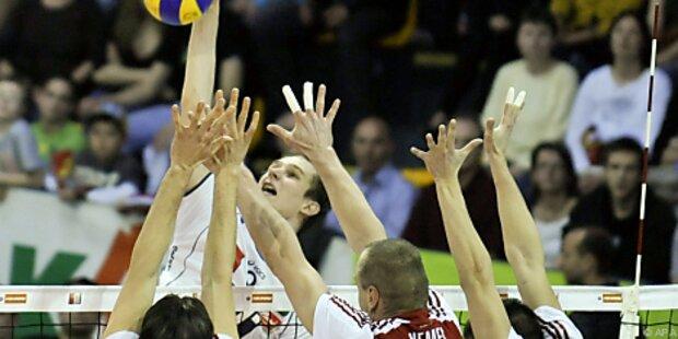 Tirol nach Finalsieg gegen hotVolleys Meister