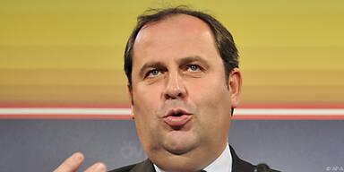 Finanzminister will Stiftungen nicht anrühren