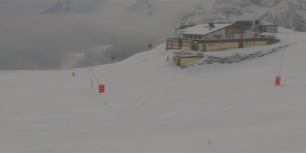 Skigebiete jubeln über Neuschnee