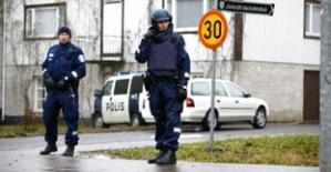 Finnland Attentat