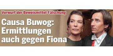 Causa Buwog: Grasser-Ehefrau Fiona im Visier der Justiz