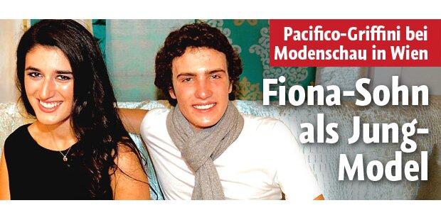 Fiona-Sohn Nicholas als Jung-Model
