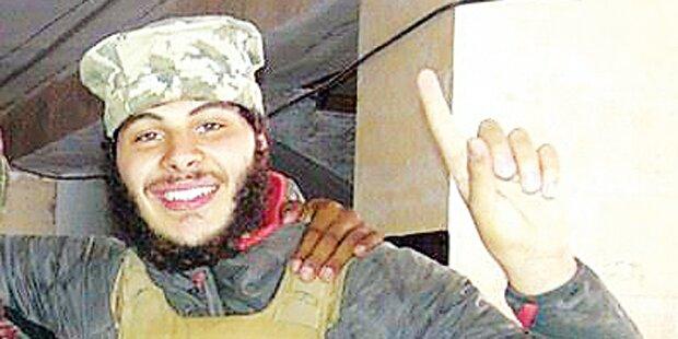Islamist: Polizist mit Mord bedroht