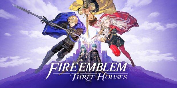 """Fire Emblem: Three Houses"": Taktik-Epos im Test"