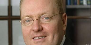 Firmenkunden-Vorstand Helmut Bernkopf