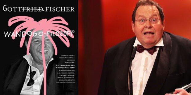 Ottfried Fischer mit neuem Programm in Wien