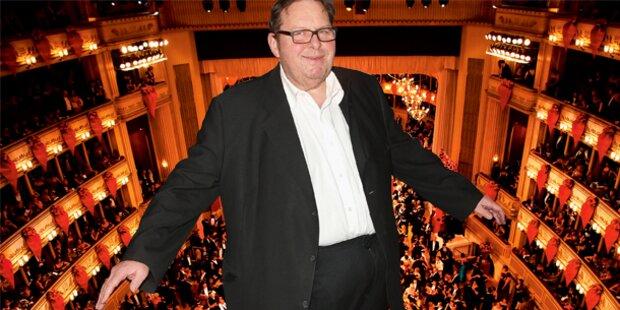 Otti Fischer will zum Wiener Opernball