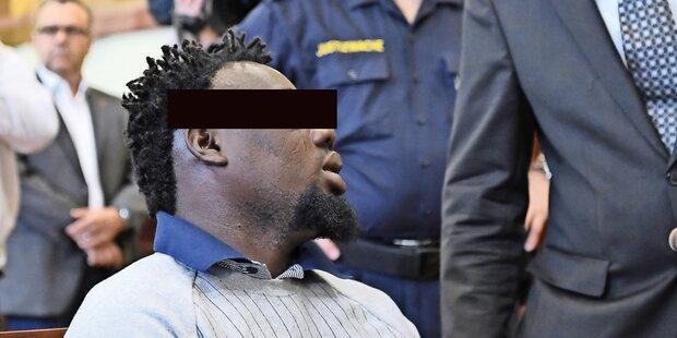Flüchtling trampelte 26-Jährigen zu Tode