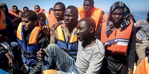 Brüssel fordert freiwillige Aufnahme von Flüchtlingen