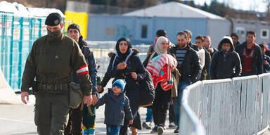 Flüchtlinge Grenzmanagement