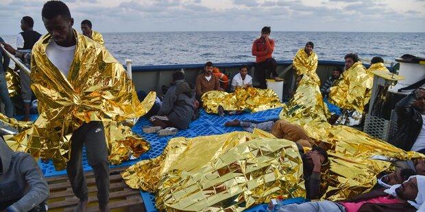 Viele Flüchtlinge Opfer von Ausbeutung