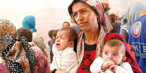 Falsche Syrer schleichen sich in EU ein