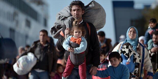 Norwegen schließt Flüchtlingsheime