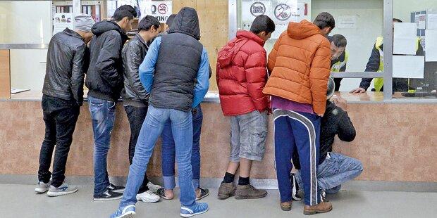 Österreich hat pro Kopf die meisten Flüchtlinge