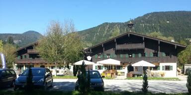 Flüchtlingheim Abtenau