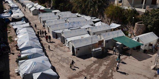 14.000 Menschen auf Ägäis-Inseln gestrandet