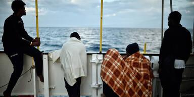 Flüchtlingsschiff Aquarius